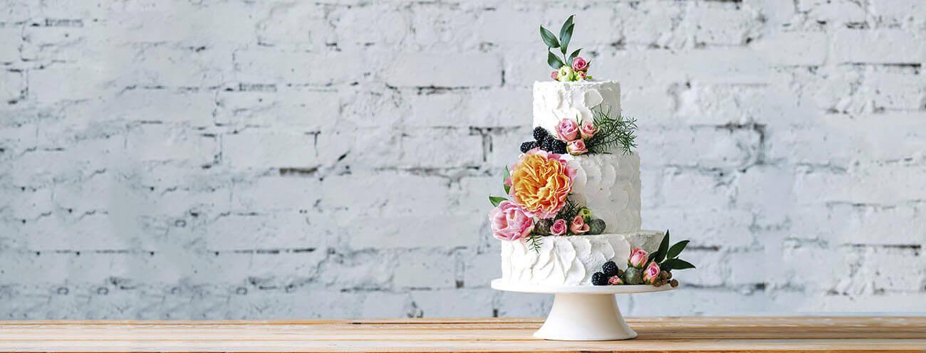 Hochzeitstorte - Angebote vergleichen und direkt buchen