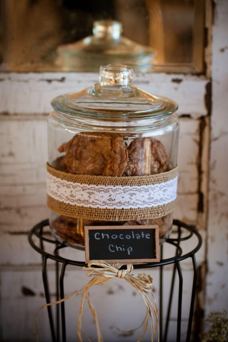 Candy Bar Hochzeit Idee