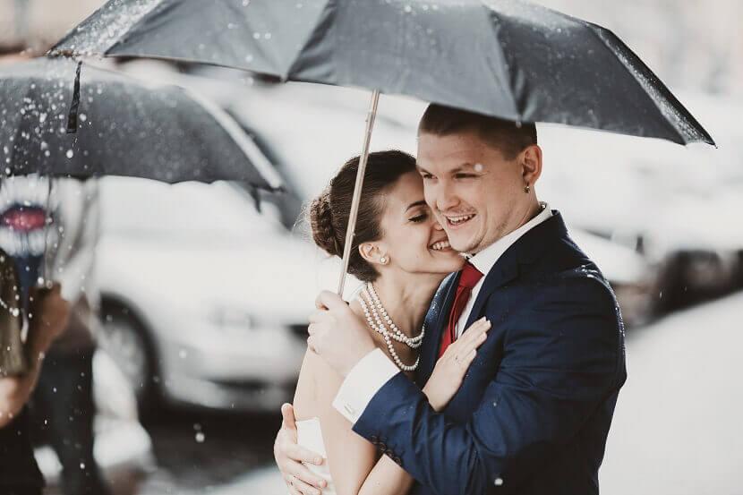 Hochzeitsversicherung, Hochzeitswetterversicherung