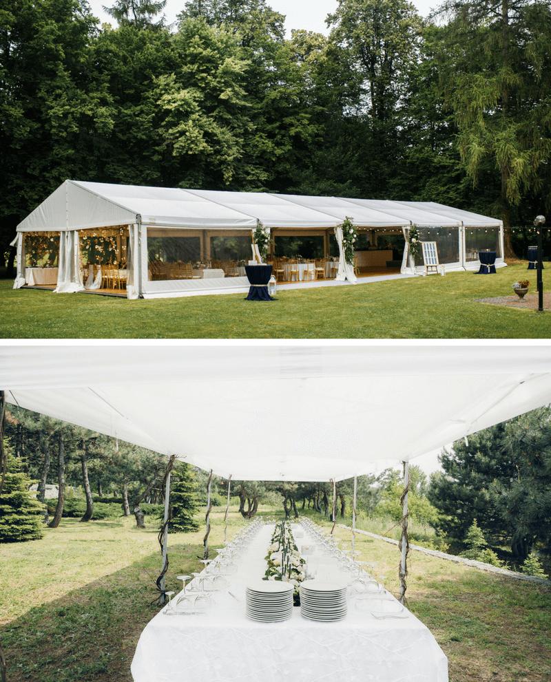 11 Tipps Und Ideen Für Die Planung Einer Gartenhochzeit Hochzeitskiste