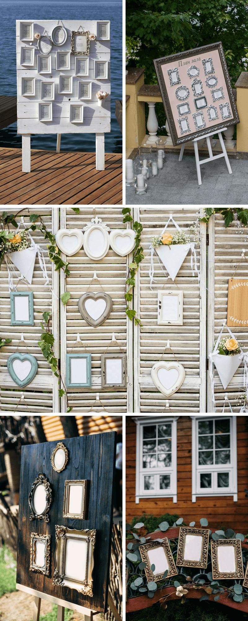 30 Kreative Diy Sitzplan Ideen Fur Die Hochzeit Hochzeitskiste