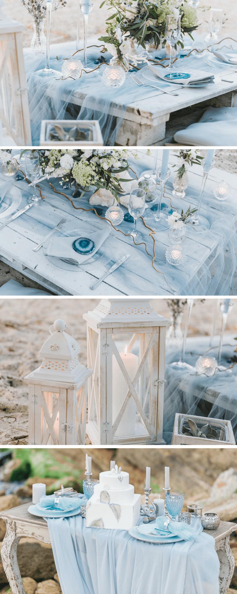 Maritime Strandhochzeit 50 Stilvolle Inspirationen Hochzeitskiste