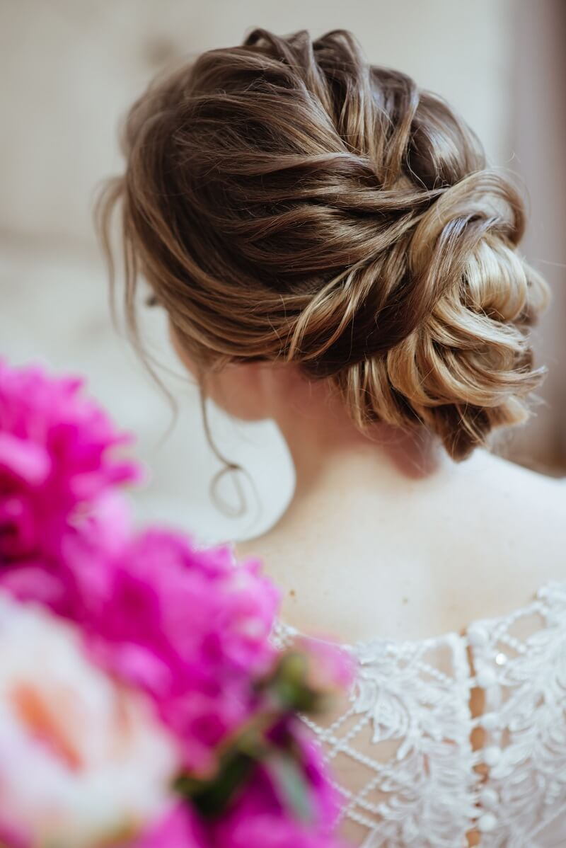Brautfrisur Hochgesteckt 30 Wunderschöne Ideen
