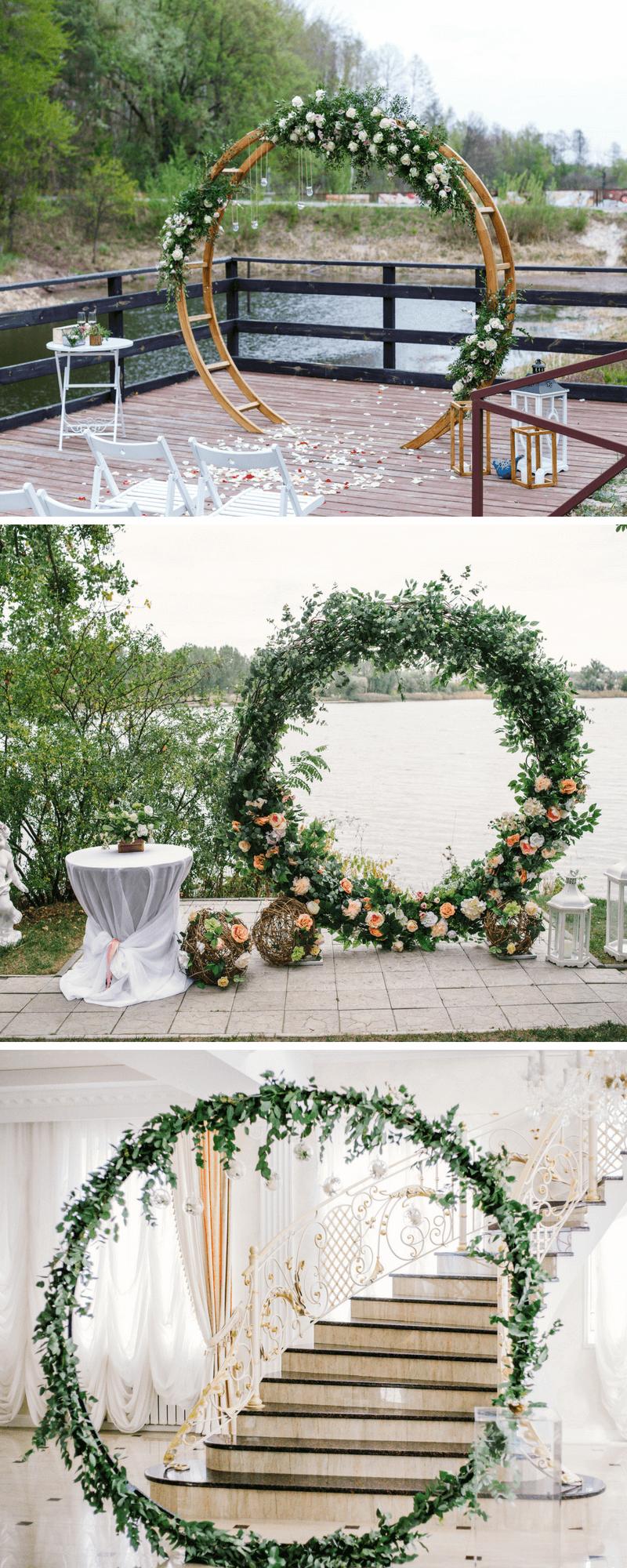 Wedding Hoops Hochzeitsdeko, Hochzeit Blumenkranz, Hochzeit Reifen Deko, Hochzeitsdeko Reifen, Hochzeit Hula Hoop