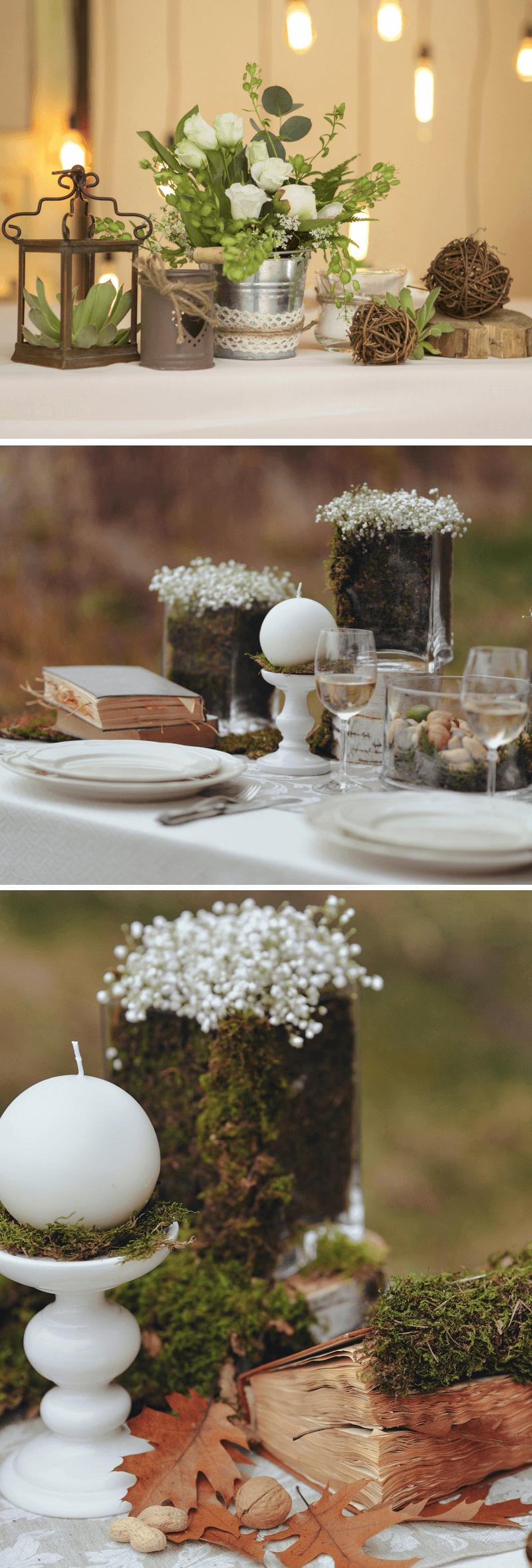Inspirationen Für Die Hochzeitsdeko Im Herbst Hochzeitskiste