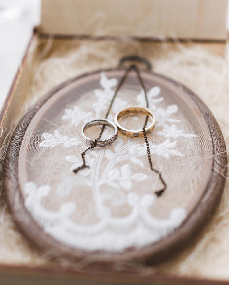 35 Kreative Ringkissen Alternativen Hochzeitskiste