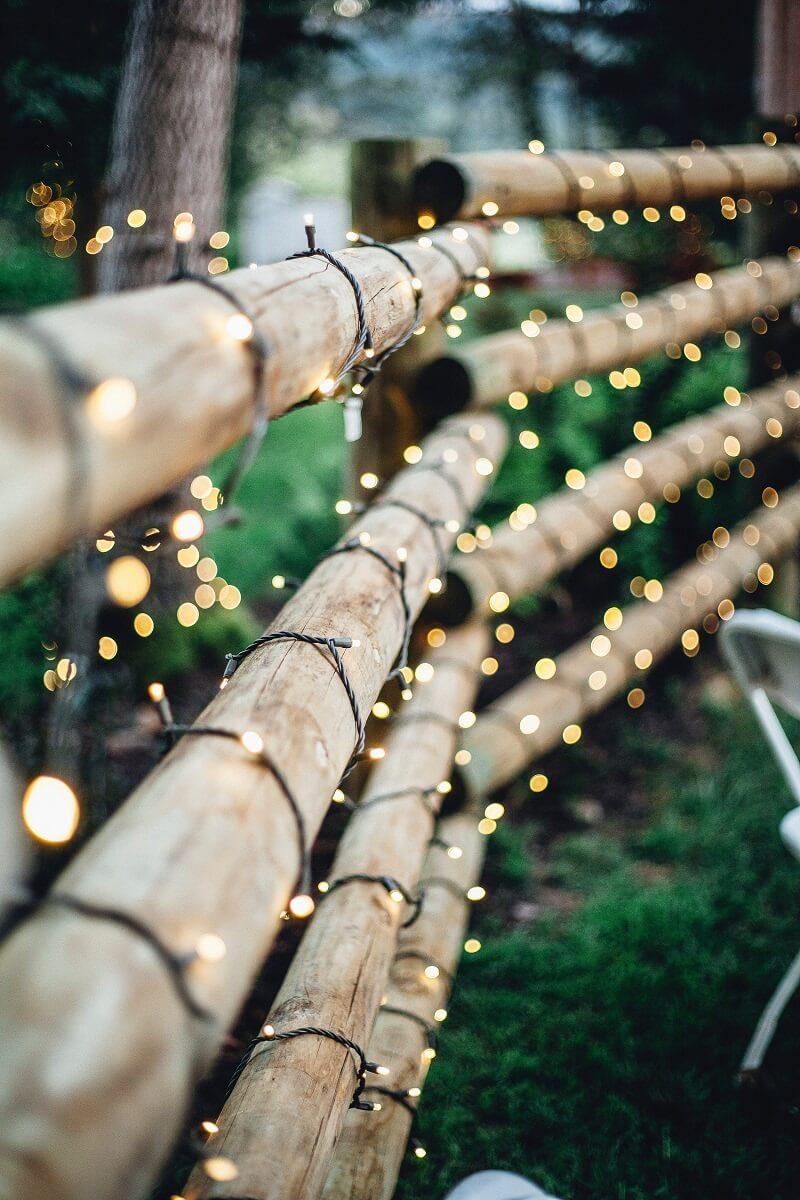 Lichter Hochzeitsdeko, Lichterdeko Hochzeit, Hochzeit Licht Deko