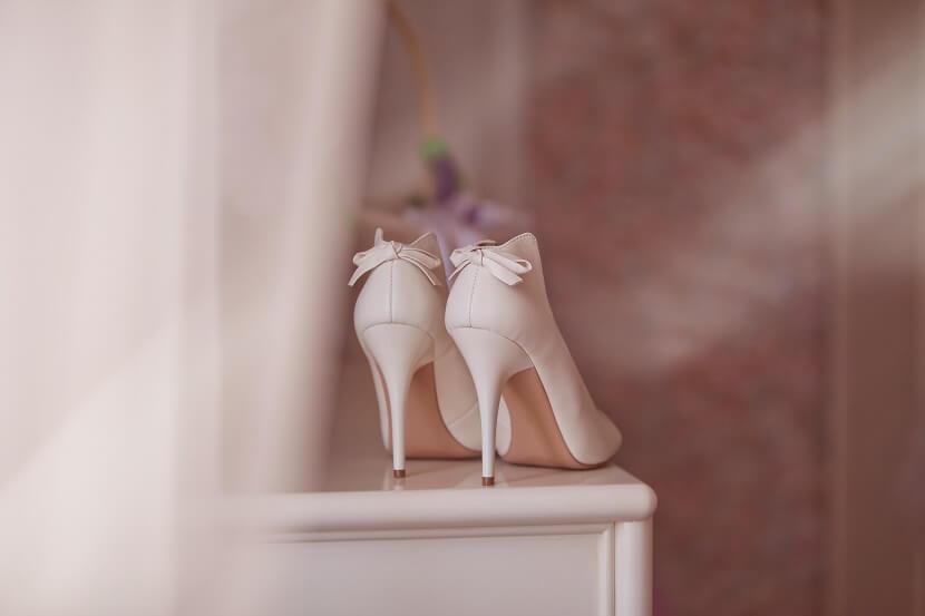 Braut Tipps, Tipps für die Braut kurz vor der Hochzeit Checklist, Brautschuhe