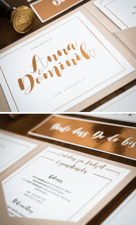 15 Kreative Hochzeitskarten Sets Und Papeterie Ideen Hochzeitskiste