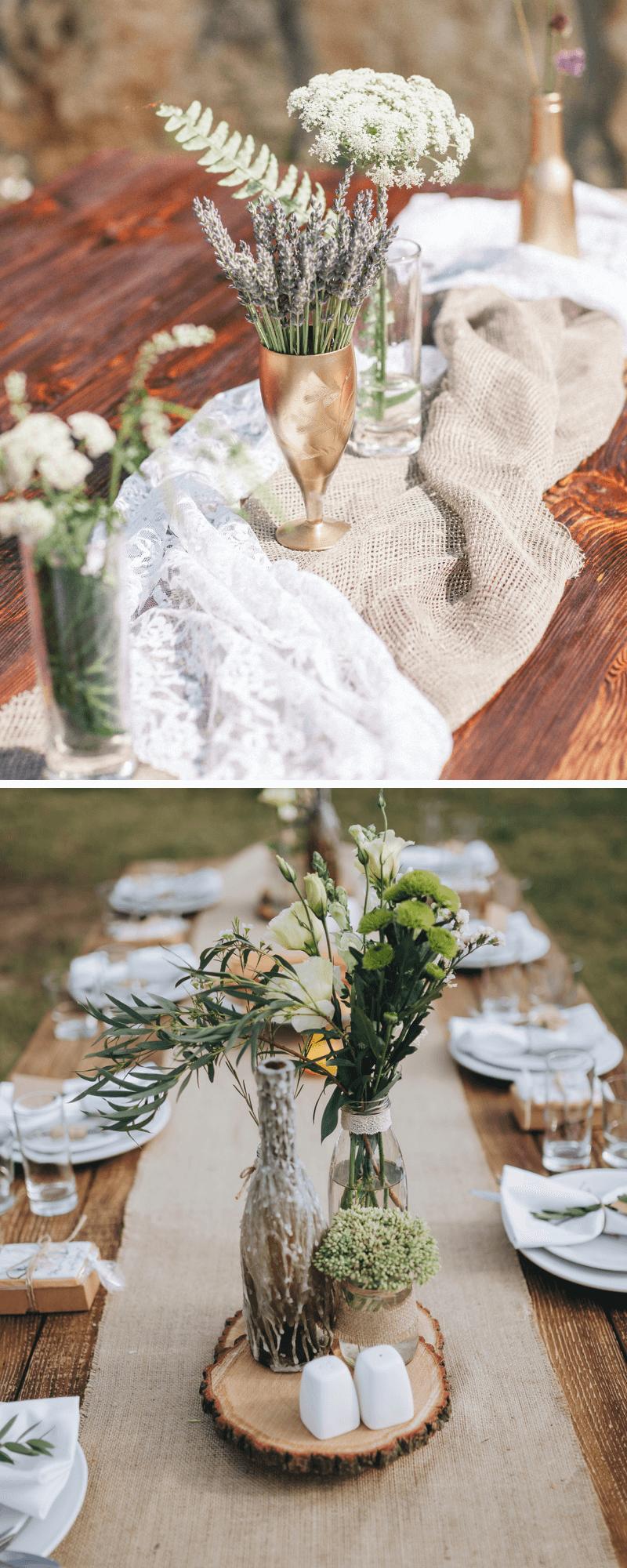 35 Originelle Tischdeko Ideen Fur Die Hochzeit Hochzeitskiste