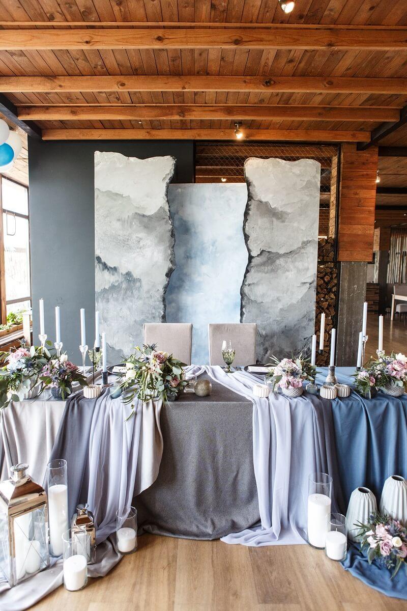 urban chic hochzeit, hochzeit lavendel, hochzeitsdeko lavendel, hochzeitsfarben lavendel blau, hochzeit eisblau, hochzeitsdeko blau, hochzeitsdeko elegant