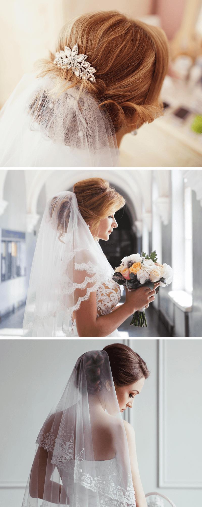 Brautfrisur Mit Schleier 30 Inspirationen Hochzeitskiste