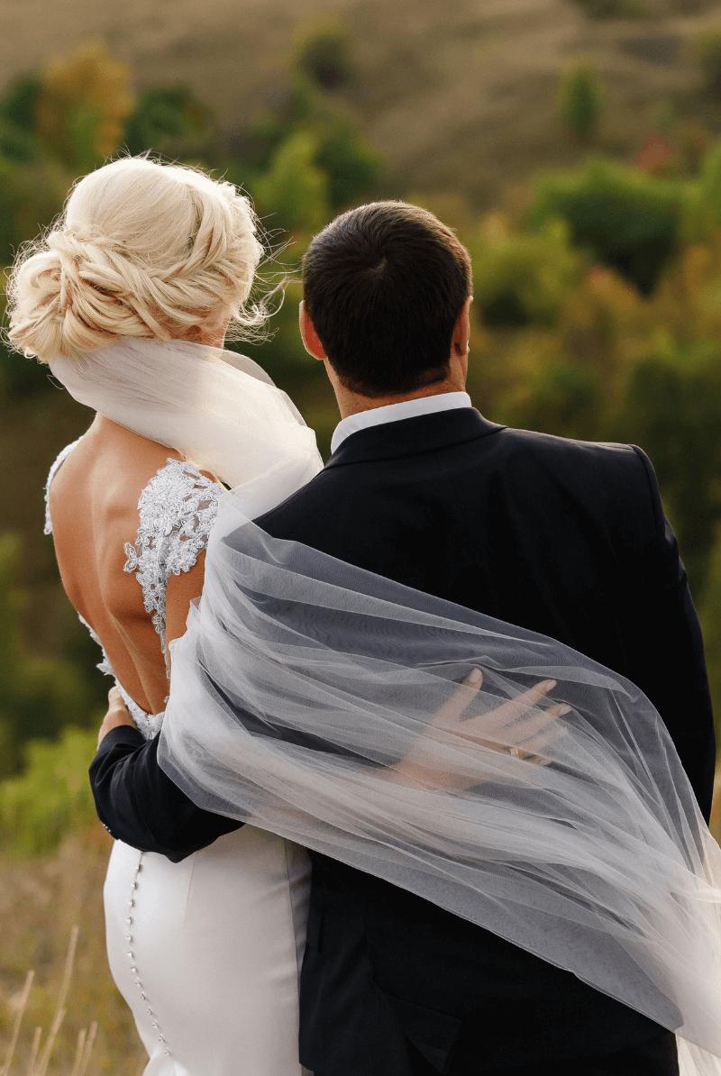 Brautfrisur mit Schleier, Brautfrisur Schleier, Hochzeitsfrisur Schleier, Schleier Hochsteckfrisur, Schleier offene Haare, Schleier Dutt, Schleier Haare halboffen