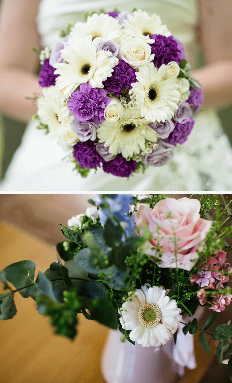 Herbst Brautstrauss Ideen In Herbstlichen Farben Motiven