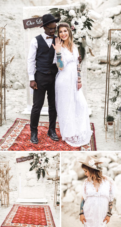 Boho Hochzeitsideen