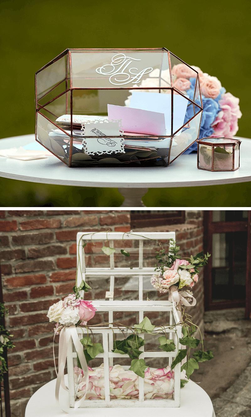 Kartenbox Hochzeit Glas.Briefbox Kartenbox Fur Die Hochzeit 25 Kreative