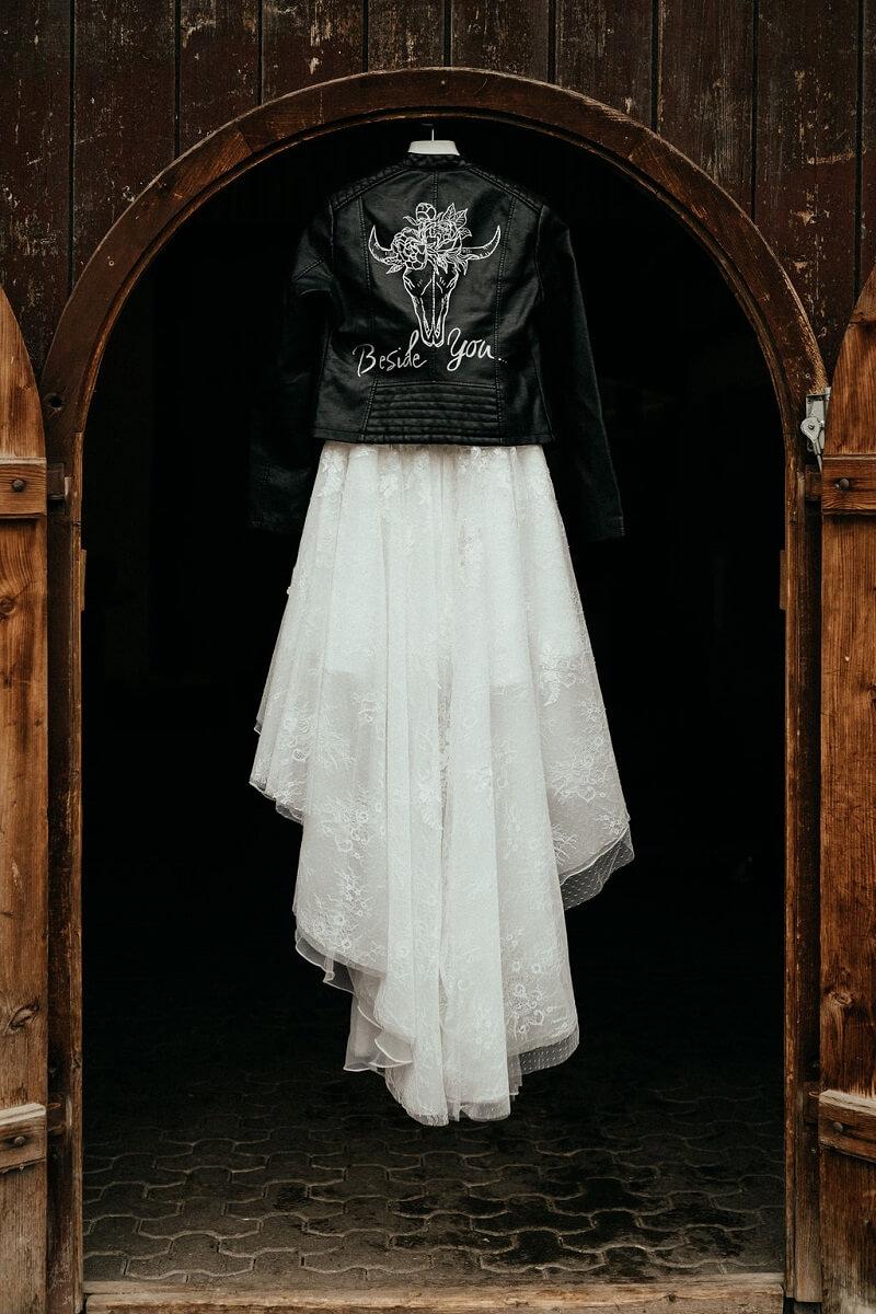 Rocker-Hochzeit, rockige Hochzeit, Hochzeit rockig, rockige Hochzeitsideen, Hochzeit schwarz weiß