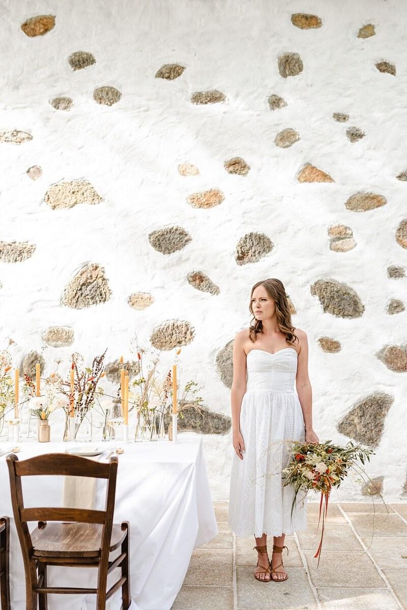 Hochzeit in Naturtönen, Hochzeitsfarben natürlich