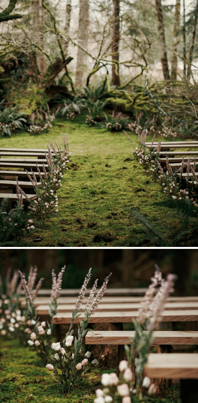 Trauung im Grünen, Hochzeit im Freien