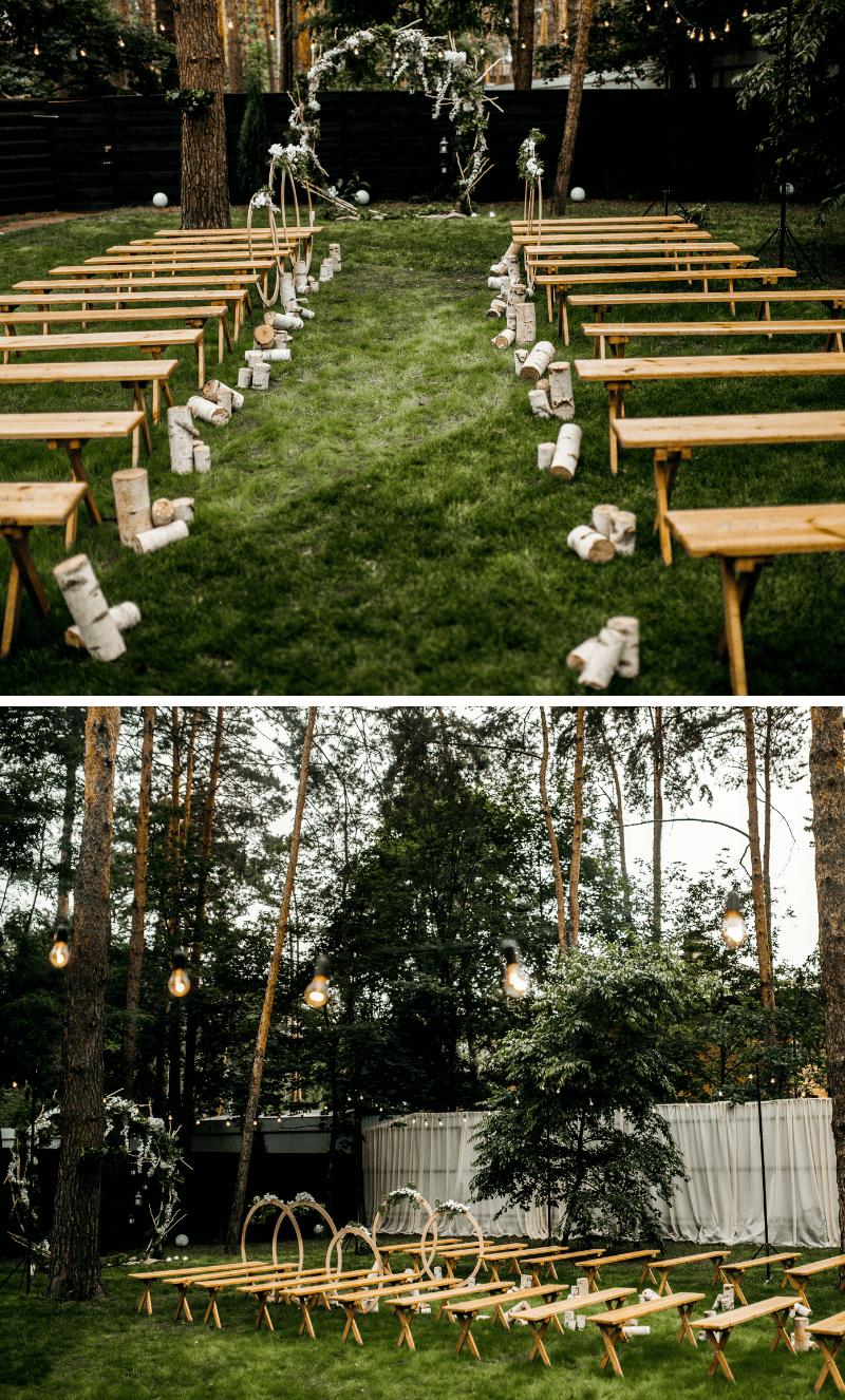 Trauung im Freien: 5 atemberaubende Hochzeits-Settings