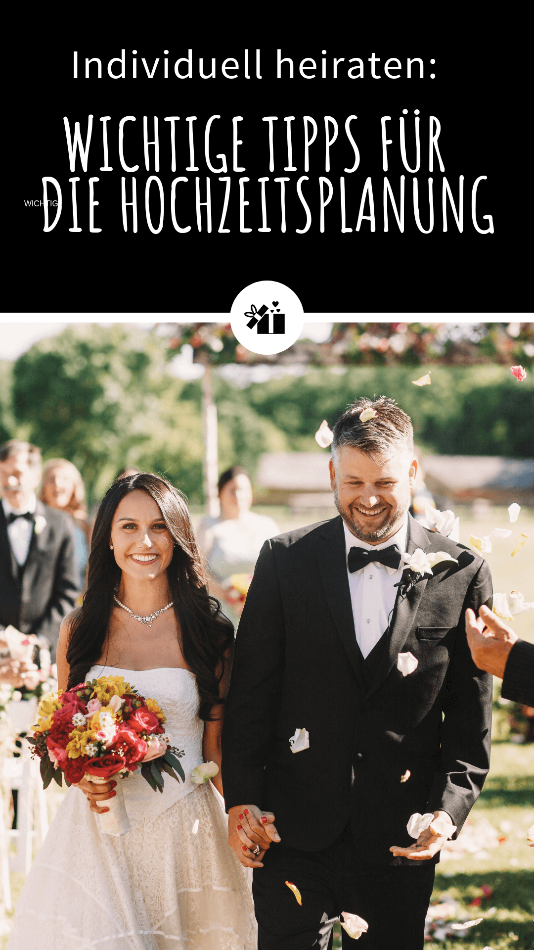 Individuell Heiraten, Tipps Hochzeitsplanung, Hochzeitsbudget, Hochzeit Kosten