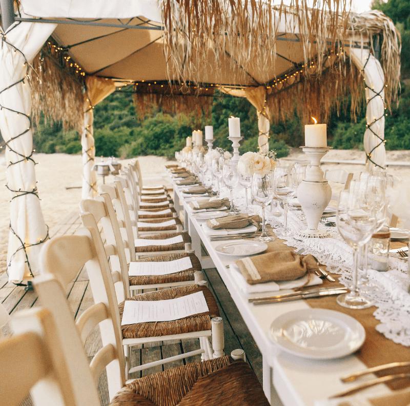Hochzeit Pavillon