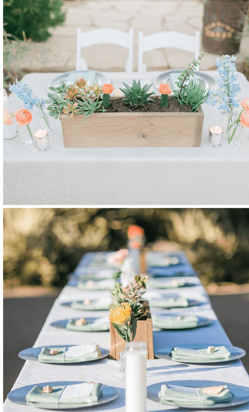 Tischdeko Hochzeit originell