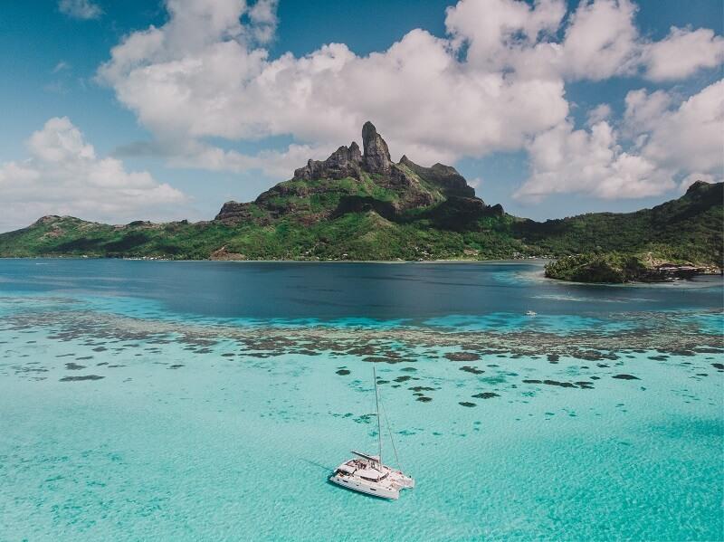Bora Bora Hochzeitsreise