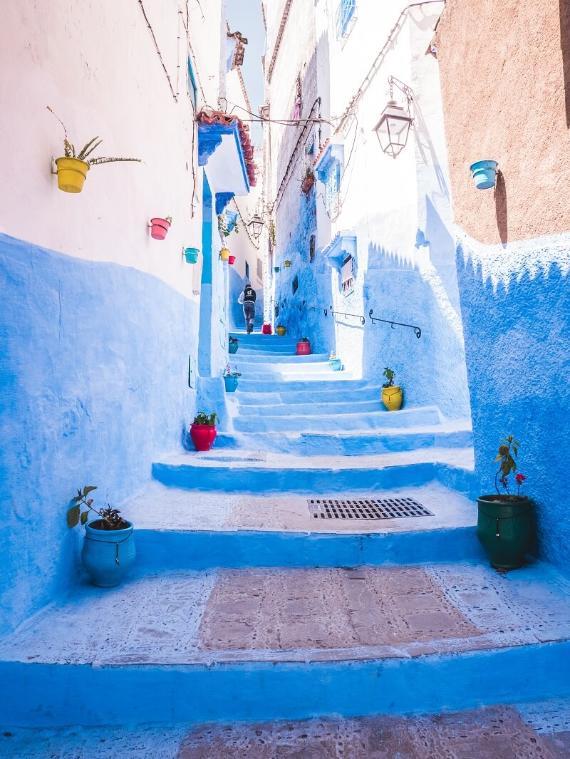 Hochzeitsreise Marokko