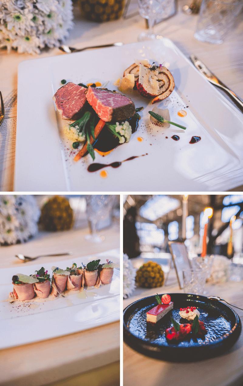Hochzeit Catering Ideen
