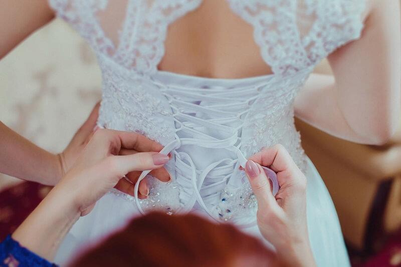 Braut Unterwäsche