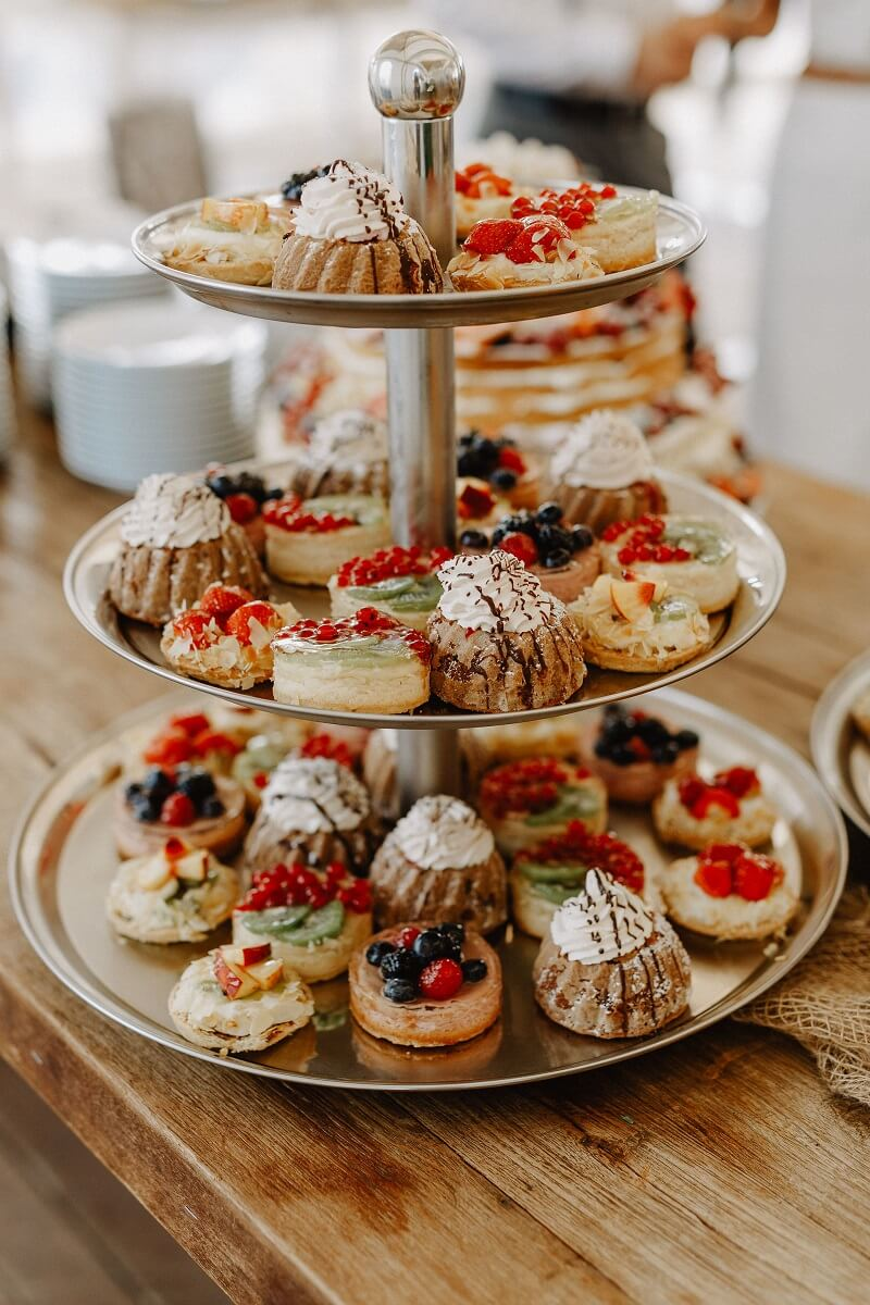 Sweet Table Ideen Hochzeit
