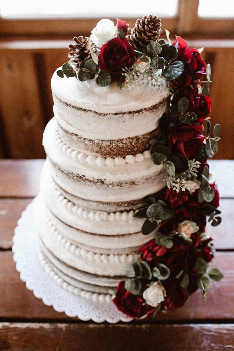 Naked Cake elegant