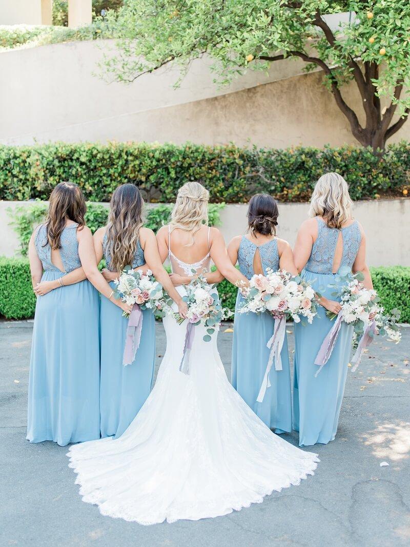 Hochzeitsideen hellblau