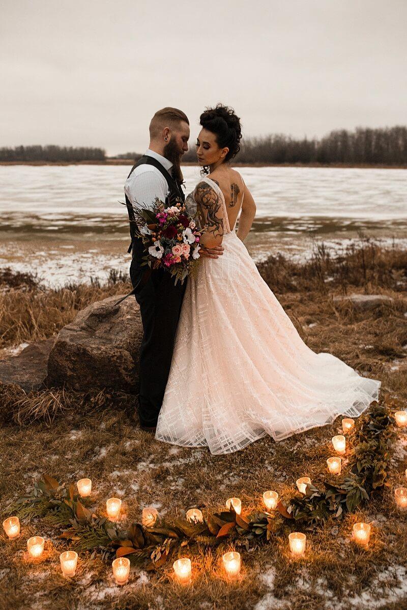 After Wedding Shooting Ideen