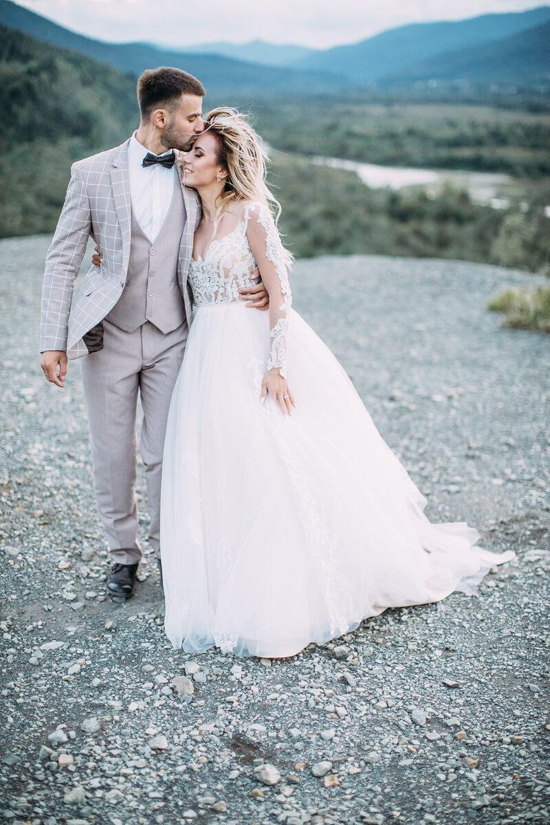 Ideen Brautpaar Fotos