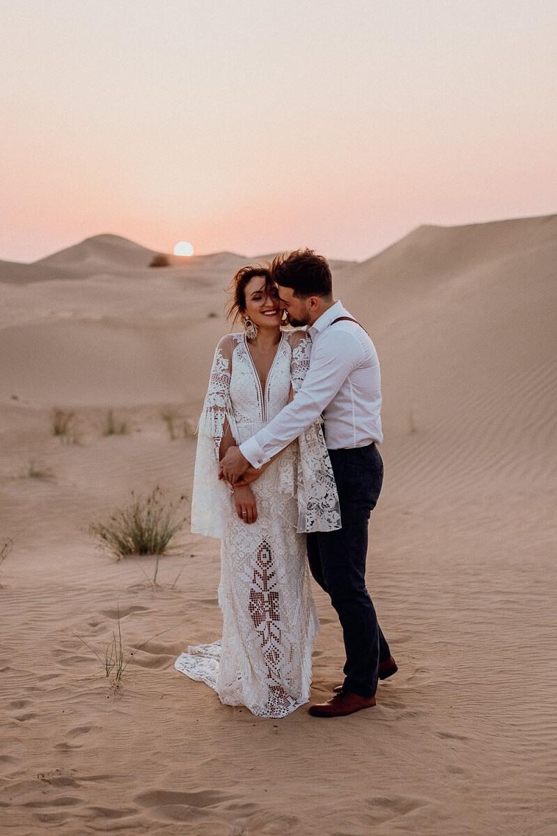 After Wedding Shooting Dubai
