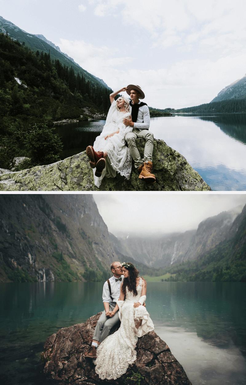 Hochzeitsfotos After Wedding