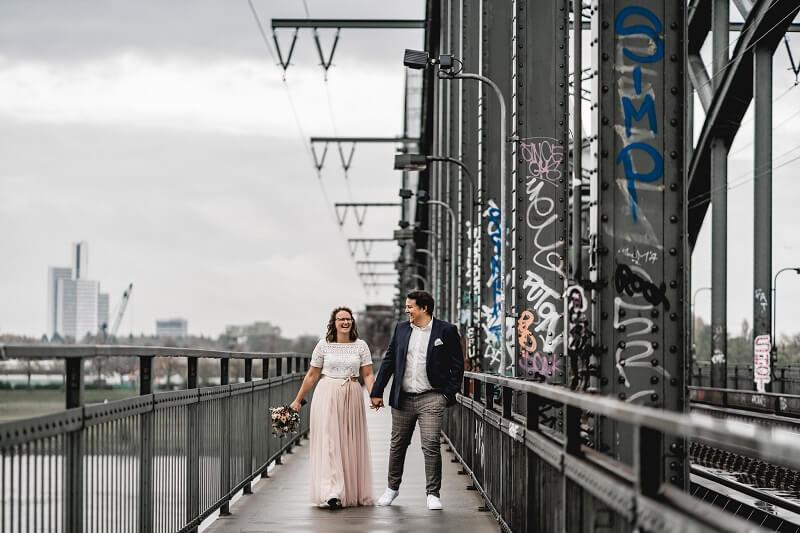 Hochzeitsfotos Stadt