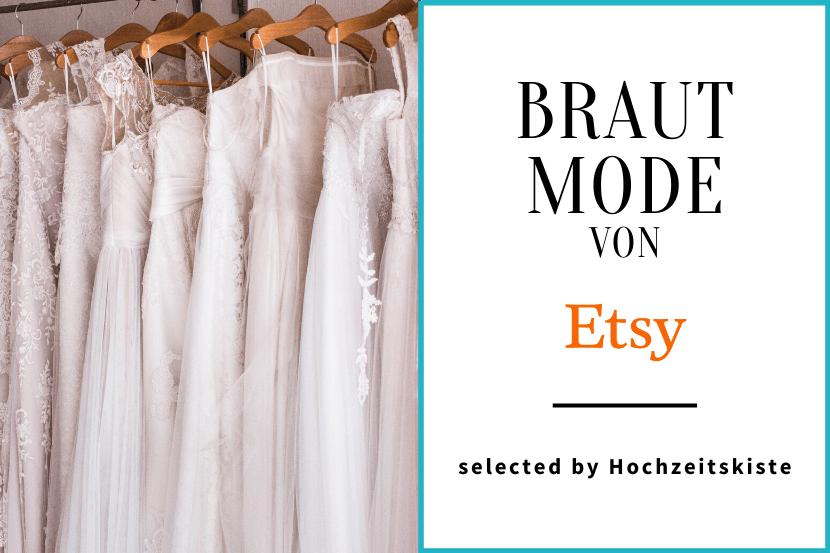 Etsy Brautmode