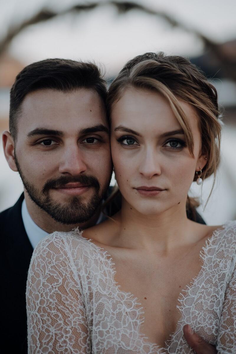 Brautpaar Foto, Hochzeitsfoto Ideen