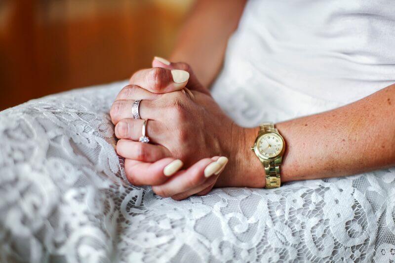 Braut Uhr