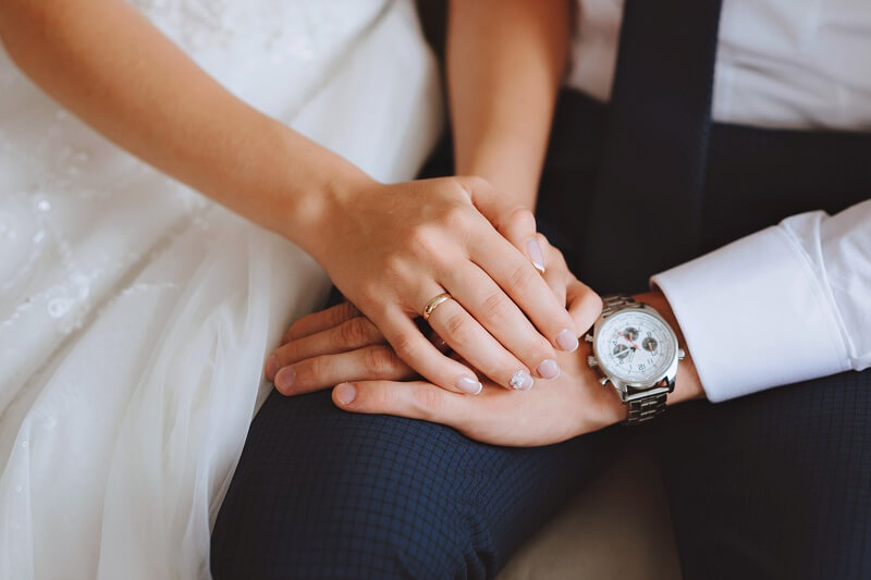 Uhr Bräutigam
