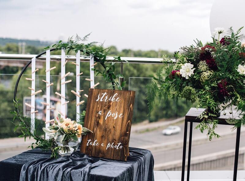 Hochzeit Dekoideen mit Fotos