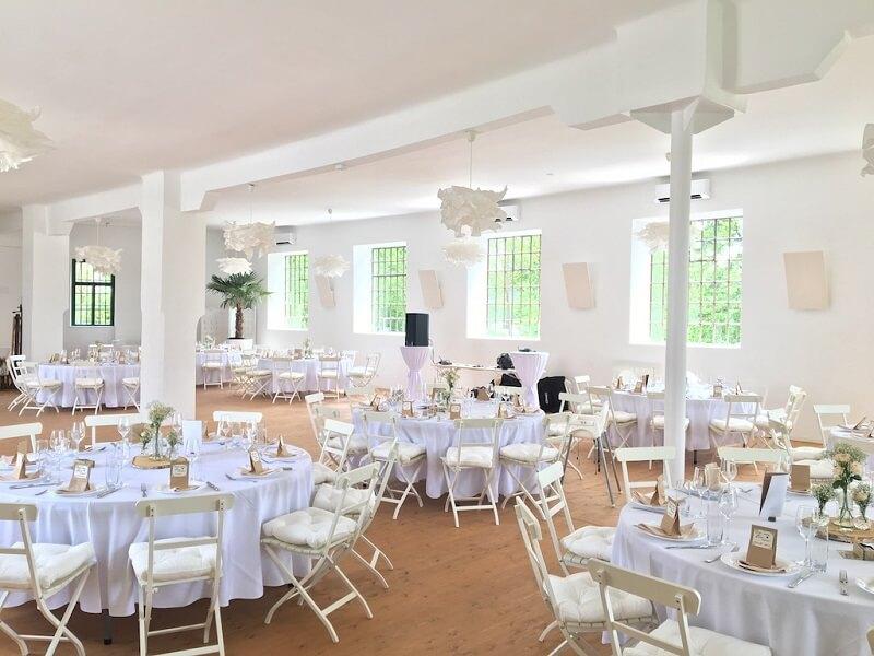 Schmiede am Ravelsbach, Hochzeitslocation ohne Catering