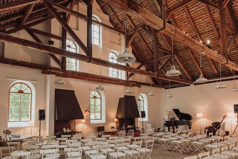 Schmiede am Ravelsbach Hochzeitslocation ohne Catering