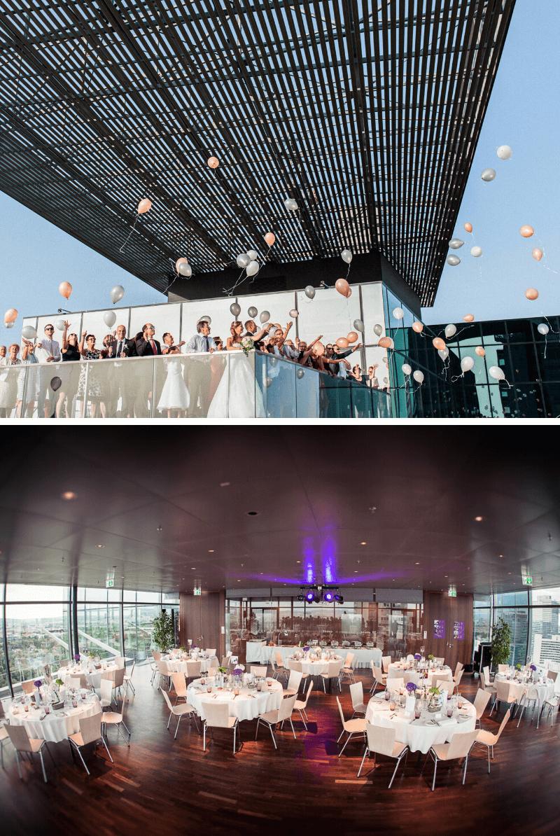 Hochzeitslocation Wien ohne Catering, wolke21