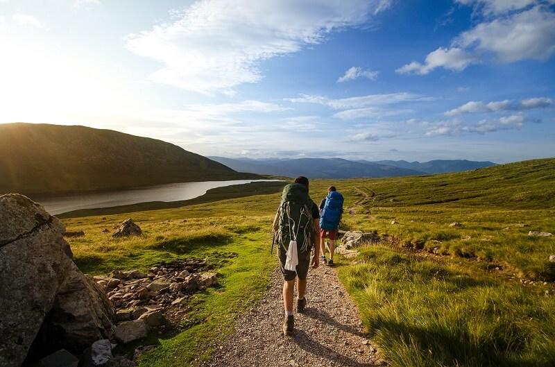 Flitterwochen schottische HIghlands