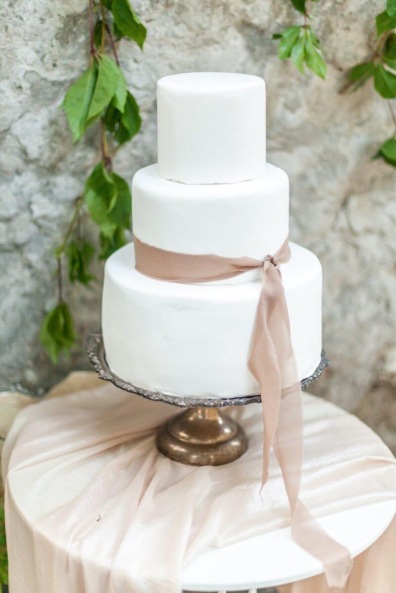 Hochzeit Stoffe, Hochzeitstorte Dekoration