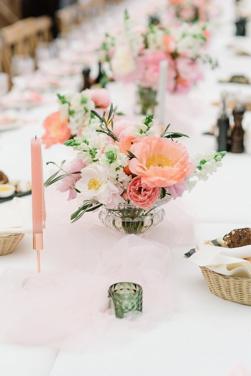 Fine Art Wedding Tischdeko